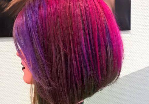 Flippige Farben und trendige Schnitte